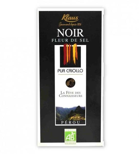 Tablette Chocolat Noir...