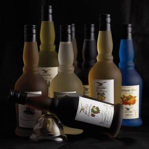 Liqueurs de fruits