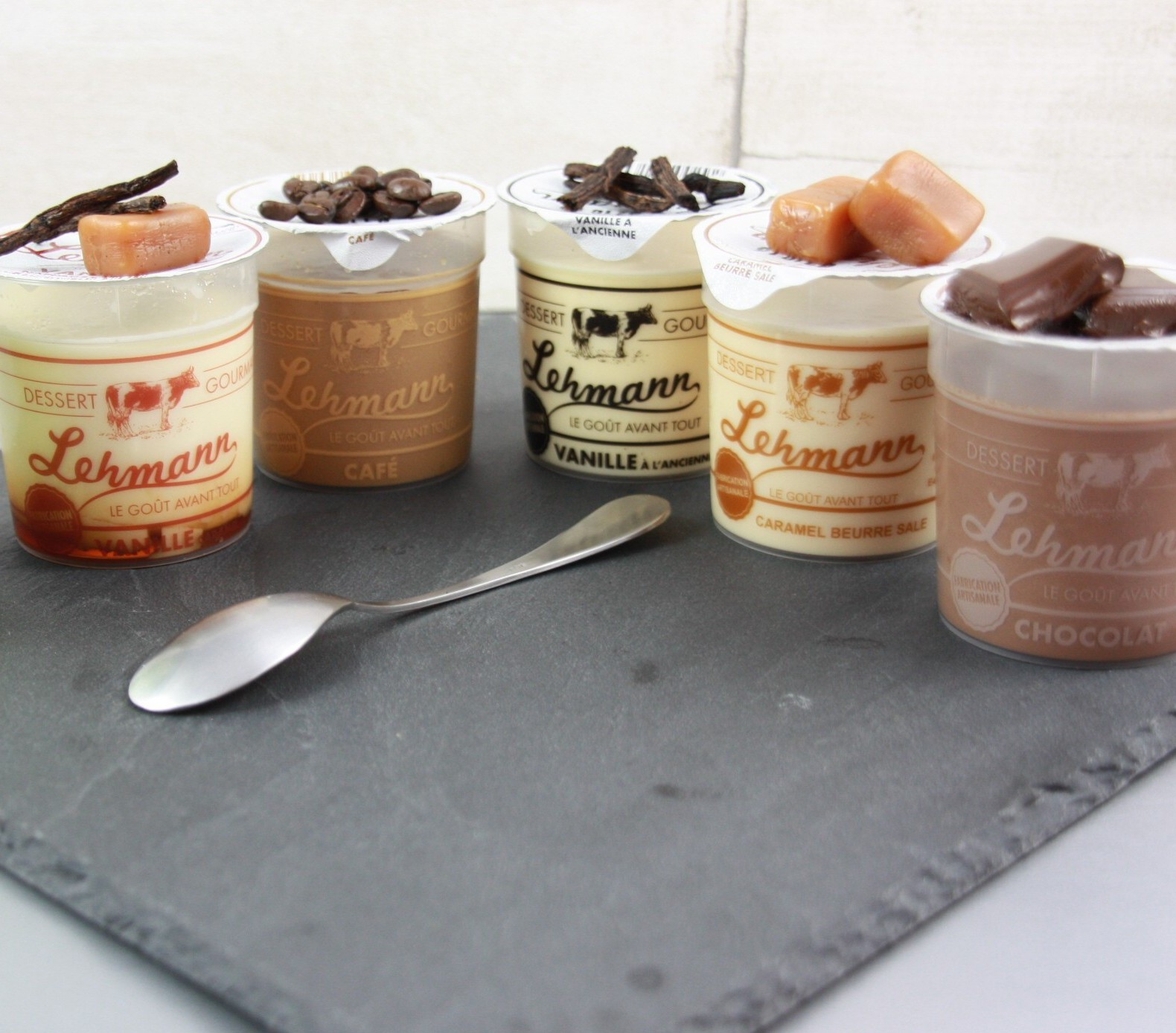 Crème dessert Lehmann